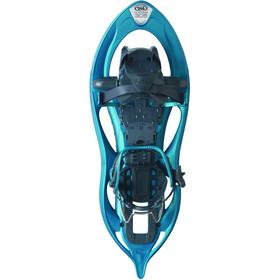 TSL 305 Tour Grip - Raquetas de nieve de aluminio - azul